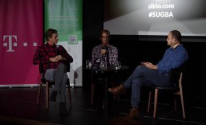 Startup Grind Bratislava with Martin & Peter Velits (Founders of Isadore Apparel)