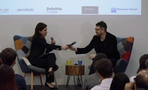 Startup Grind Brisbane – Interview with Mike Knapp – Co-Founder Shoes of Prey and Mottle