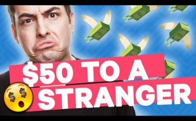 Why I Sent $50 By Mail to A Stranger