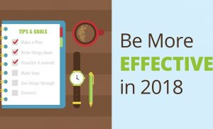 (7) Tips to Be More Effective in 2018   Brian Tracy