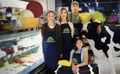 Google Small Business Stories: Wisconsin Cheese Mart