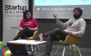 Fireside Chat with Eloi Gomez CEO MrJefF at Gijon