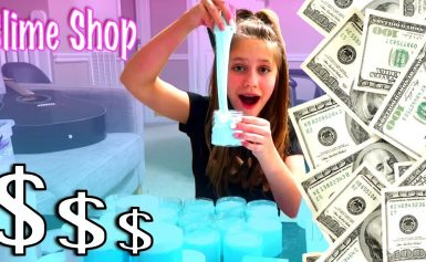 Hope Marie's Slime Shop (How To Make Money As A Kid) Hope's Slime Shop Secrets Revealed