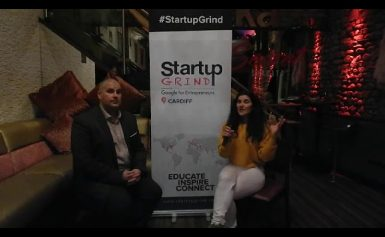 Startup Grind Cardiff hosted Lucia Thomas March 2018