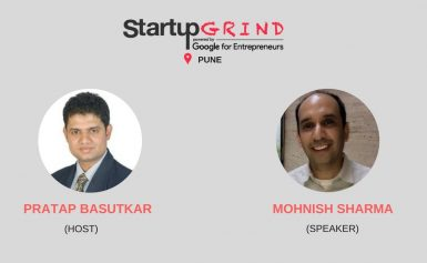 Startup Grind Pune hosts Mohnish Sharma Founder @ HaraBaag